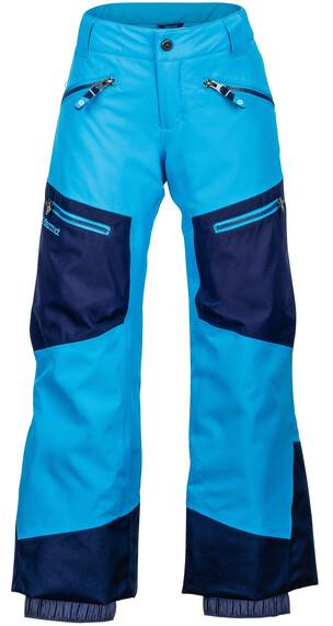 Marmot Boy's Freerider Pant Bahama Blue/Arctic Navy